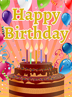 Креативные поздравления с днем рождения Лучшие поздравления